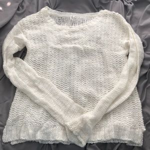 Off-white Aeropostale sweater